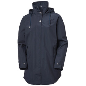 Helly Hansen Valentia Raincoat Women, navy